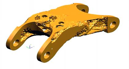 Topologieoptimierter Eisenguss: Maßgeschneiderte Lösungen in Guss
