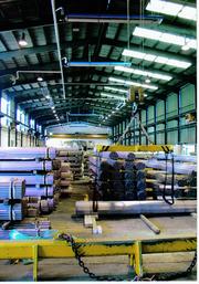 Industriebau/Gebäudetechnik (BT): Das älteste existierende Stahlwerk Europas