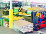 Rammschutz: Stahl schützt Stützen