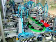 Montageautomaen: Montageanlage für Mikroschalter