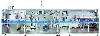 Verpackungsmaschinen/  Visualisierungssysteme: Verpackungsmaschinen und Visualisierungssysteme