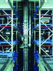 Minileiter für  Special Automotive: Materialströme erfolgreich optimiert