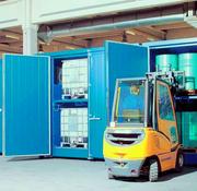 Lager und Logistik: Thermische Lagerung