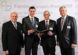 News: Familie-Hansen-Preis für Gen-Forscher