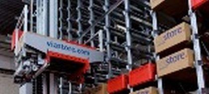 Webguide: viastore systems GmbH - Regalbediengerät viaspeed