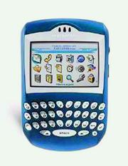 Blackberry 7290: Büro für die Hosentasche