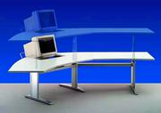CAD-Arbeitsplätze: Baukastensysteme für den Arbeitsplatz