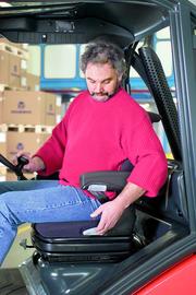 Techno-SCOPE: Ergonomischer Kompaktsitz
