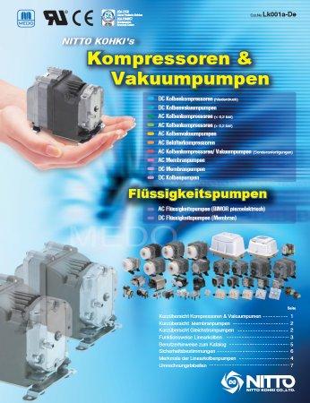 Katalog: Nitto Kohki Deutschland GmbH