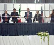 Eröffnungsfeier Nord Drivesystems Mexiko