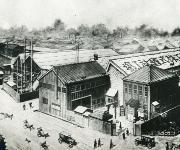 NSK-Werk in Osaki 1916