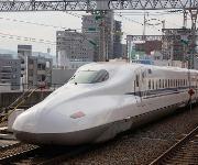 Shinkansen-Züge der Serie N700