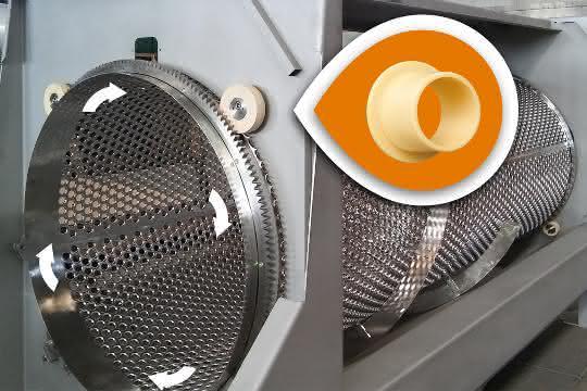 Igus-Entrappungsmaschine-Iglidur