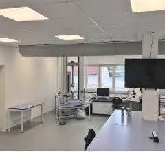 Laborbereiche mit moderner Werkstoffprüftechnik