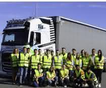 Logistik-Dienstleister: Start für 22 Auszubildende bei L.I.T. AG