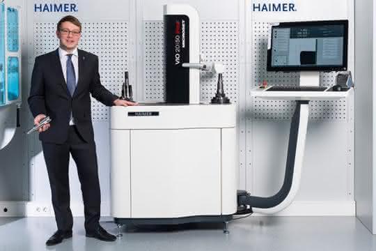 """Interview mit Andreas Haimer: """"Der Bedarf an Wuchtgeräten steigt"""""""