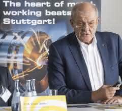 Ulrich Kromer von Baerle, Geschäftsführer und Sprecher der Messe Stuttgart