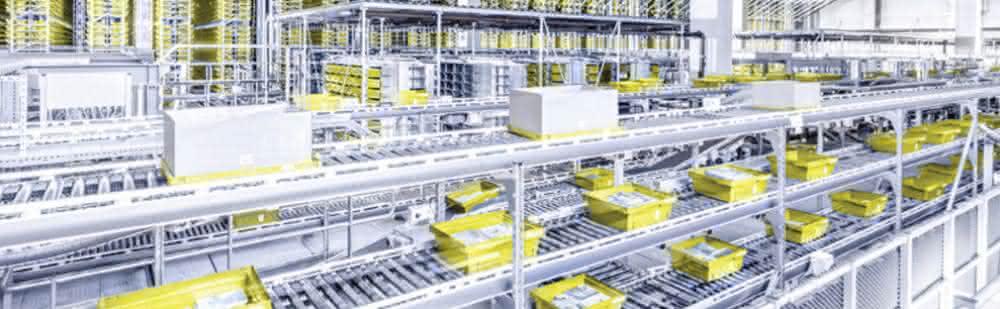 materialfluss DIREKT: E-Commerce