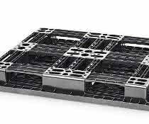 Behälter/Boxen/Paletten: Cabka-IPS: Chemie-Palette mit Flügeln