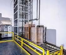 Förder- & Hebetechnik: HaRo: Mit dem HaRo-Vertikalförderer eine Ebene höher