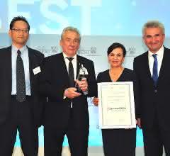 14. Preisverleihung des NRW.INVEST AWARD 2018