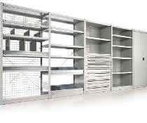 Lager- und Regalsysteme: META Regalbau: Einfach anpassbare Fachbodenregale