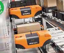 Lager- & Kommissioniertechnik: Vanderlande: Flexible Omni-Channel-Logistik