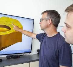 Planung einer neuen Wendeschneidplatte