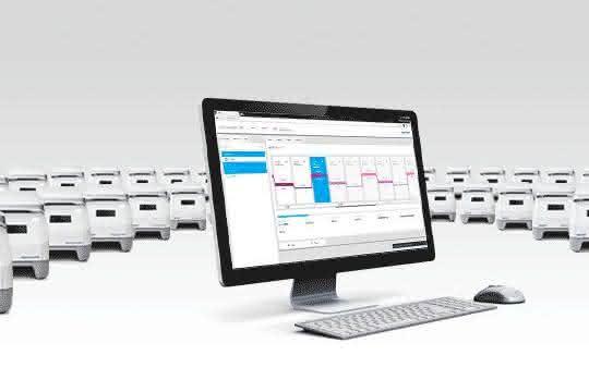 Software-Anwendung für PCR: Thermocycler zentral steuern und überwachen