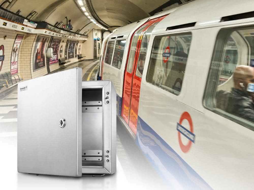 Weidmueller-London-U-Bahn