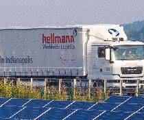 Logistik und Intralogistik: REC Group und Hellmann verlängern Vertrag