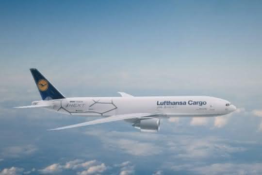 In der Luft: Lufthansa Cargo und BMW auf gemeinsamer Mission