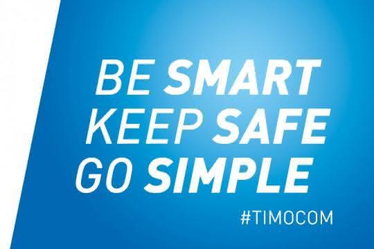 Zu Lande: IAA Nutzfahrzeuge: TimoCom schärft seinen Markenauftritt