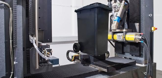 Industrie-Computertomograph
