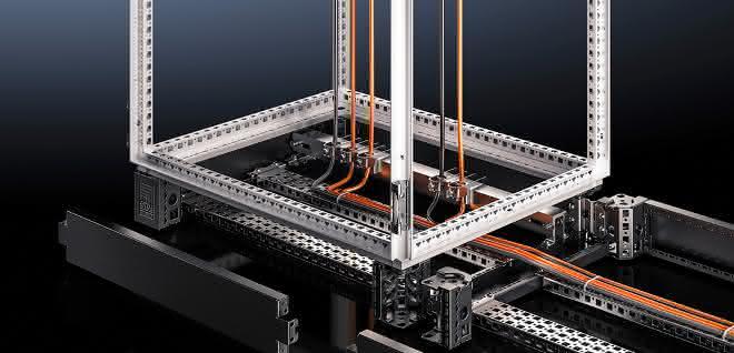 Rittal-Sockel-System
