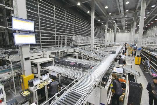 Daifuku beschäftigt über 9.000 Mitarbeiter weltweit