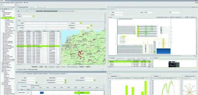 Marktübersicht 19: PSI Logistics: PSIwms