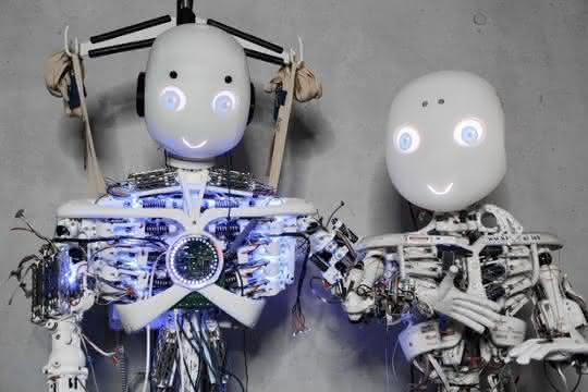Projekt Roboy 2.0