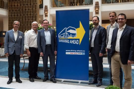 Experten-Talk: Driving ahead setzt die Digitalisierung im Transportwesen auf die Agenda