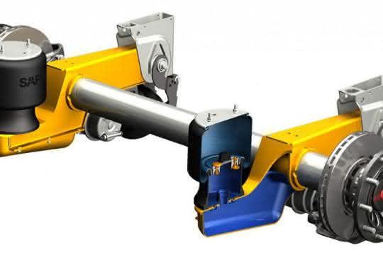 IAA Nutzfahrzeuge: SAF-Holland kombiniert Mechanik und Sensorik
