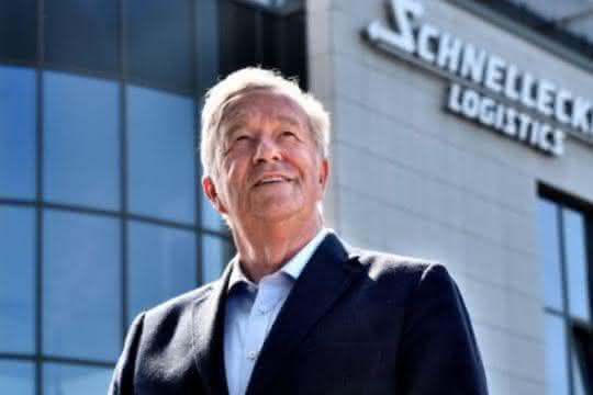 Auszeichnung: Rolf Schnellecke zieht in die Logistics Hall of Fame ein