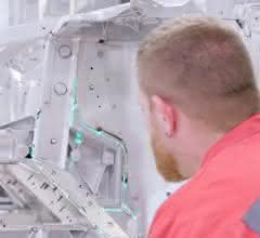 Laser-Inspektion