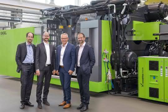Forschung an der RWTH Aachen: AZL rüstet Leichtbau-Technikum mit Spritzgießtechnologie auf