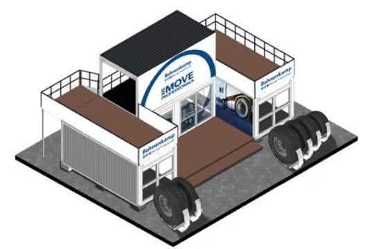 Reifen und Zubehör: IAA Nutzfahrzeuge 2018: Starke Marken am Bohnenkamp-Stand