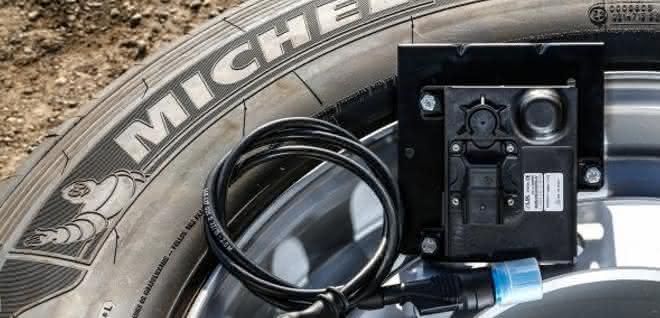 Reifen und Zubehör: IAA Nutzfahrzeuge 2018: Reifen von Michelin als Dauerläufer