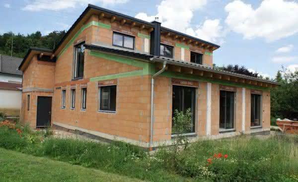 Eigenheim mit ökologischer Komponente