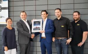 Nach einer gründlichen Überprüfung hat die Opel Automobile GmbH Humbaur als offiziellen Umbaupartner für Nutzfahrzeugaufbauten des Opel Movano (X62) zertifiziert.
