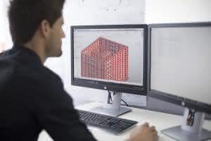 MEVA nutzt die Funktionalität von BIM, um die komplexen Informationen des Bauprojekts und der Schalungsplanung zu vereinen und so die Prozesse auf der Baustelle zu vereinfachen.