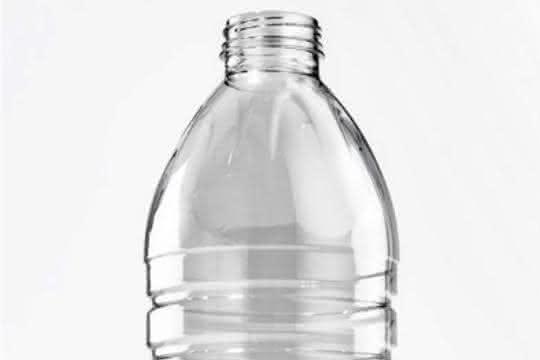 Halbliterflasche für stilles Wasser