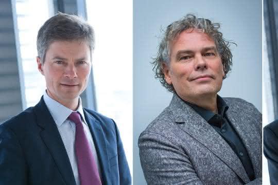 Jakob von Wolff, Erik Hodenpijl, Erwin Wabnig